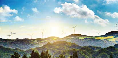 Energy and renewables image